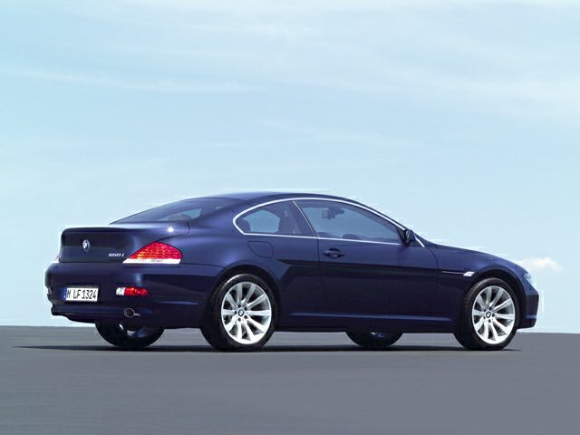 2007 BMW 650 Exterior Photo
