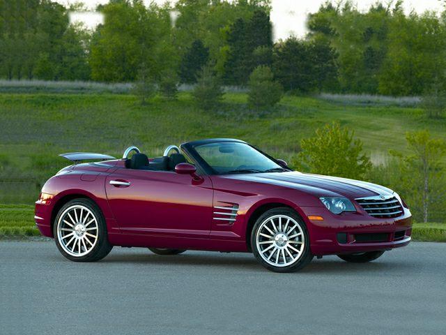 2007 Chrysler Crossfire Exterior Photo