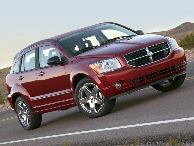 2007 Dodge Caliber Exterior Photo