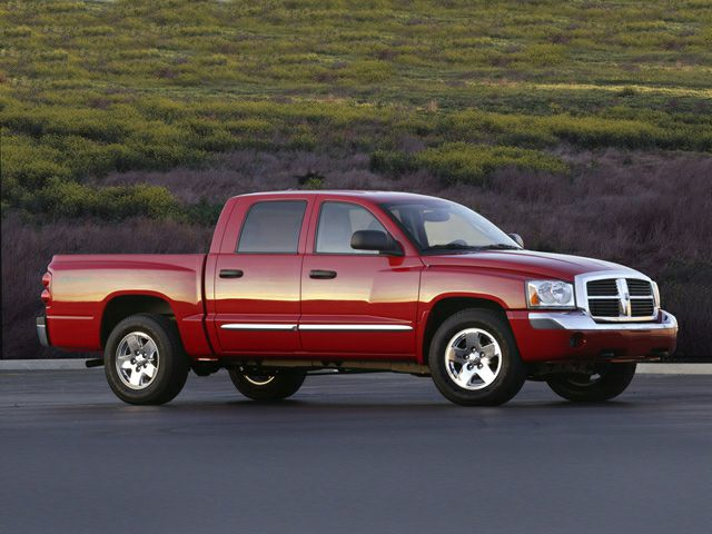 2007 Dodge Dakota Exterior Photo