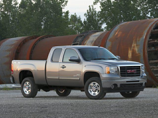 2007 GMC Sierra 2500HD Exterior Photo