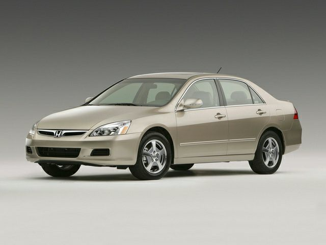 2007 Accord Hybrid