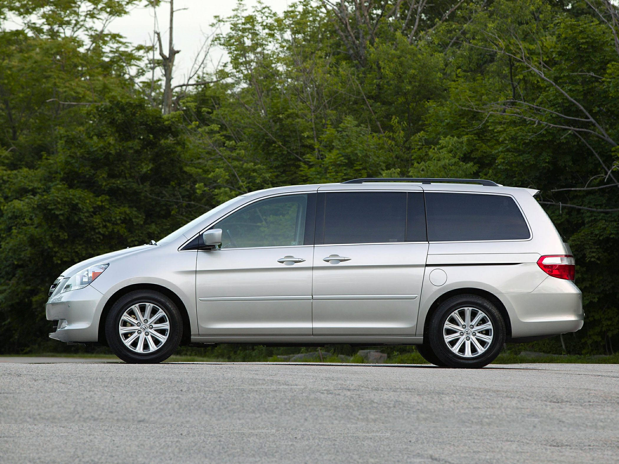 2007 Honda Odyssey Touring W Dvd Res Passenger Van Pictures
