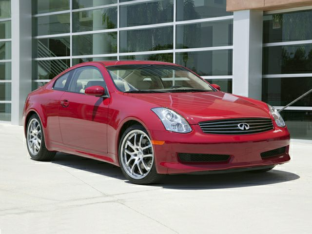 2007 infiniti g35 base w 6 speed manual 2dr coupe information. Black Bedroom Furniture Sets. Home Design Ideas