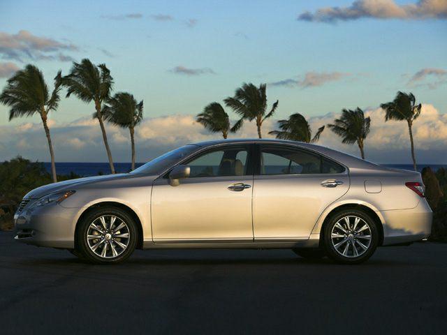 2007 Lexus ES 350 Exterior Photo