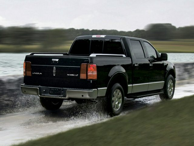 2007 Lincoln Mark LT Exterior Photo