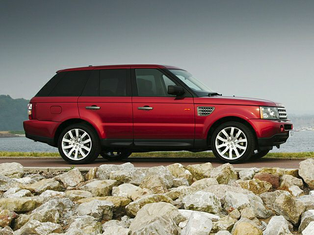 2007 land rover range rover sport pictures. Black Bedroom Furniture Sets. Home Design Ideas