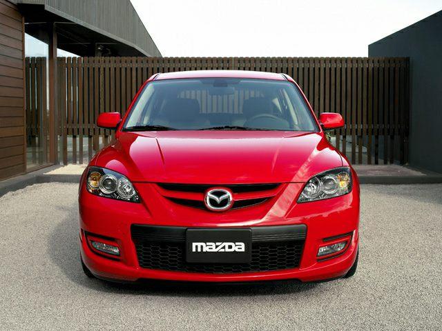 2007 Mazda MAZDASPEED3 Exterior Photo
