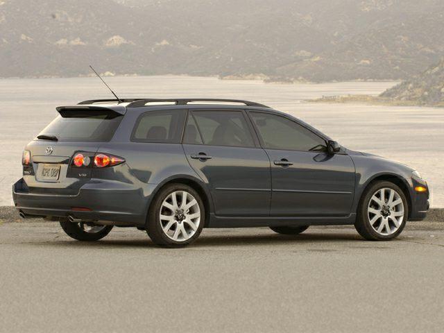 2007 Mazda Mazda6 Exterior Photo