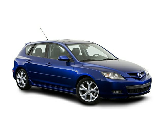 2007 mazda mazda3 s touring 4dr hatchback information. Black Bedroom Furniture Sets. Home Design Ideas