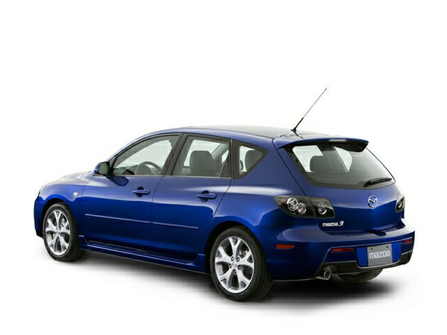 2007 mazda mazda3 s sport 4dr hatchback pictures. Black Bedroom Furniture Sets. Home Design Ideas