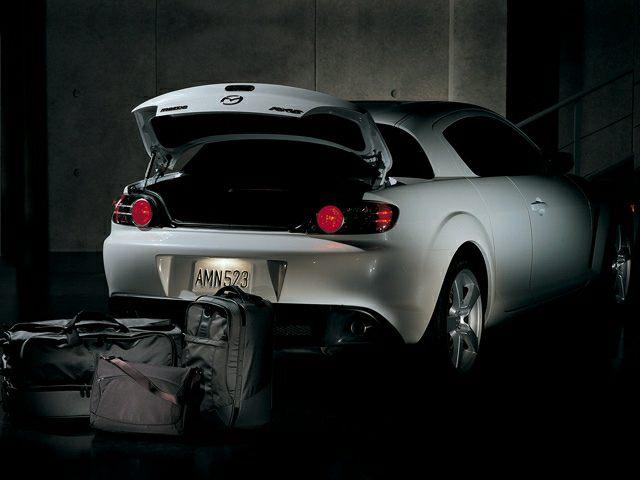 2007 Mazda RX-8 Exterior Photo