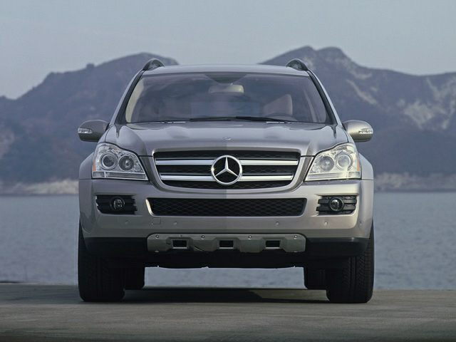 2007 Mercedes Benz Gl Class Pictures