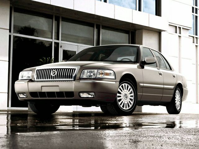 2007 mercury grand marquis ls 4dr sedan information. Black Bedroom Furniture Sets. Home Design Ideas