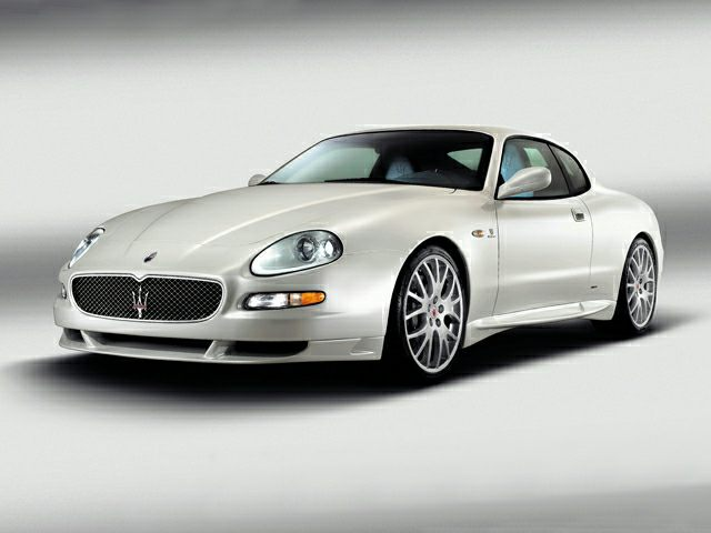2007 Maserati GranSport Exterior Photo