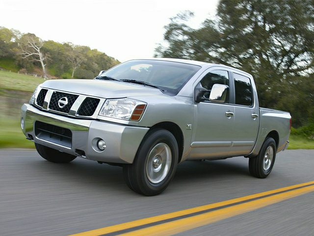 2007 Nissan Titan Exterior Photo