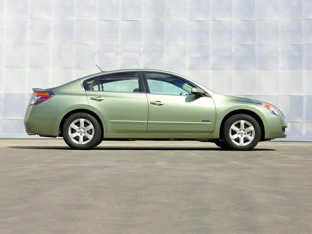 2007 Nissan Altima Hybrid Exterior Photo