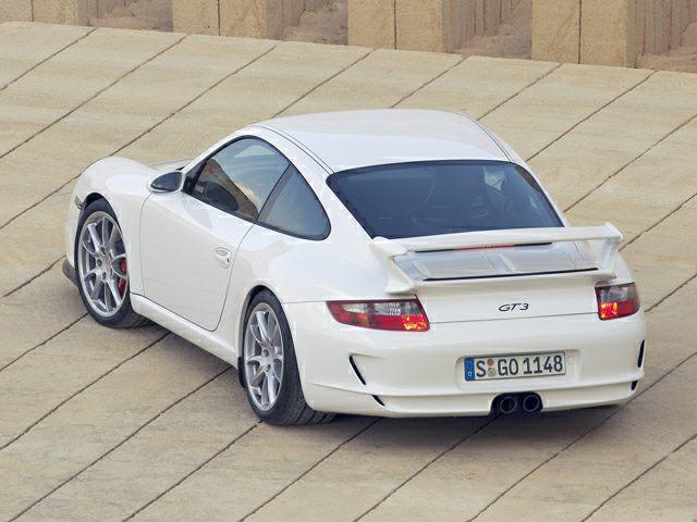 2007 Porsche 911 Exterior Photo