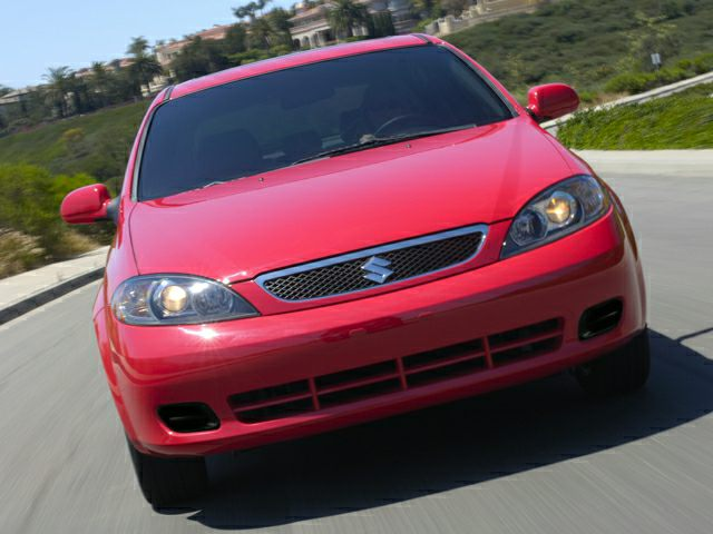 2007 Suzuki Reno Exterior Photo