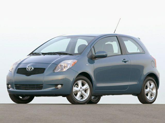 2007 Toyota Yaris Exterior Photo