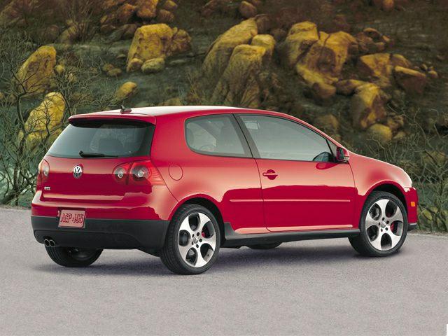2007 Volkswagen GTI Exterior Photo