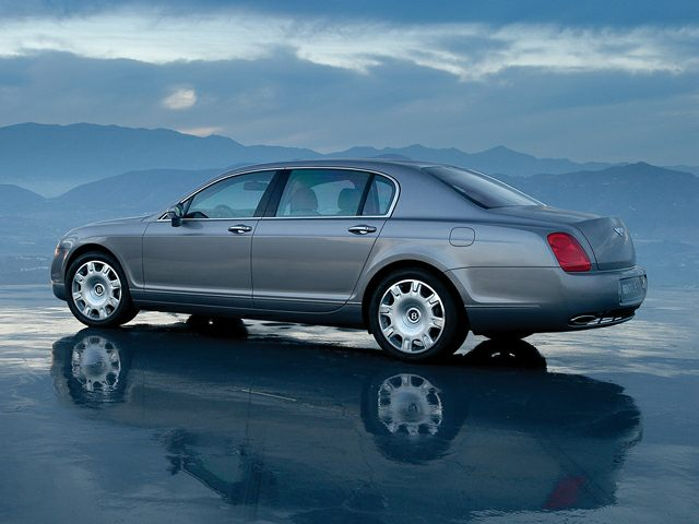 2008 Bentley Continental Flying Spur Exterior Photo