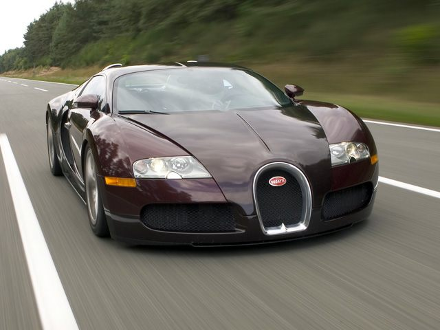 2009 Bugatti Veyron Exterior Photo