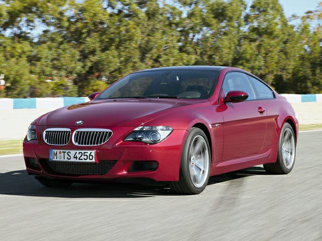 2008 BMW M6 Exterior Photo