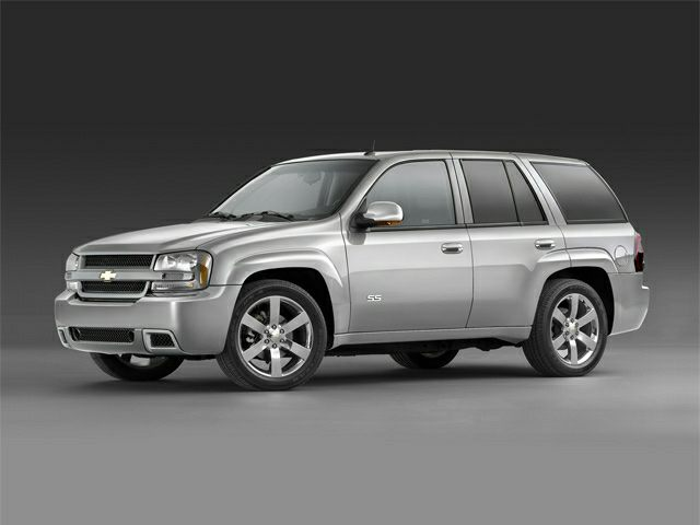 2008 Chevrolet TrailBlazer Exterior Photo