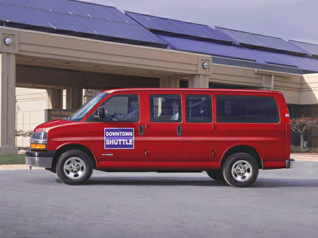 2008 Chevrolet Express Exterior Photo