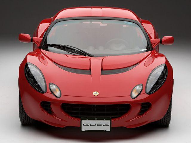 2008 Lotus Elise Exterior Photo