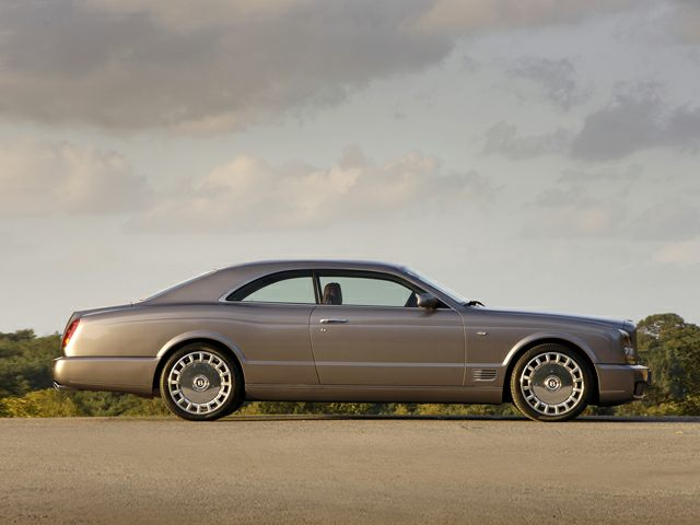 2010 Bentley Brooklands Exterior Photo