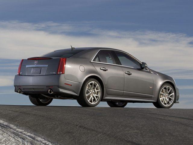 2009 Cadillac CTS-V Exterior Photo