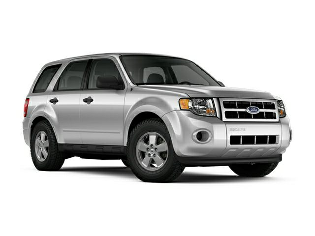 2012 Ford Escape Information