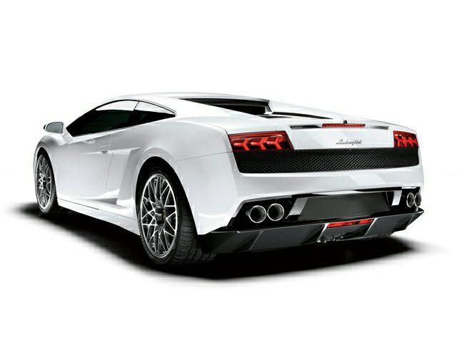 2013 Lamborghini Gallardo Exterior Photo