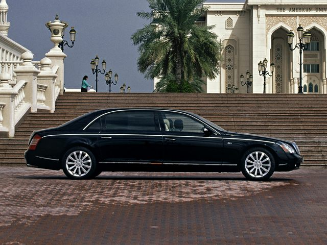 2010 Maybach 62 Exterior Photo