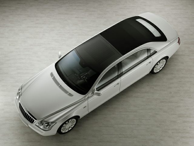 2012 Maybach Landaulet Exterior Photo