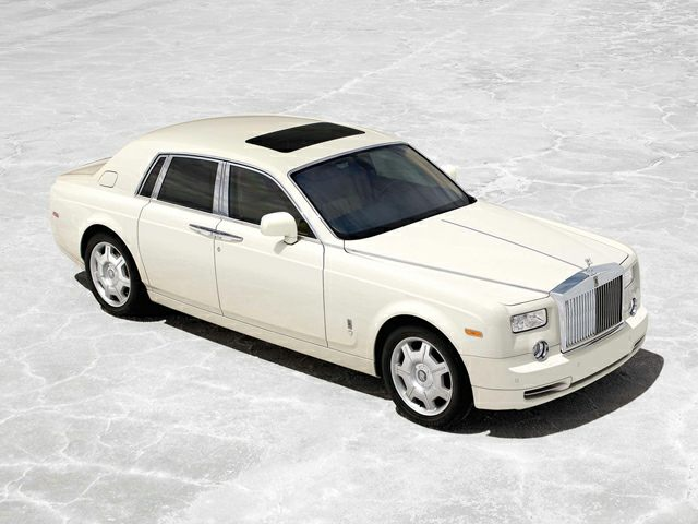 2009 Rolls-Royce Phantom Exterior Photo