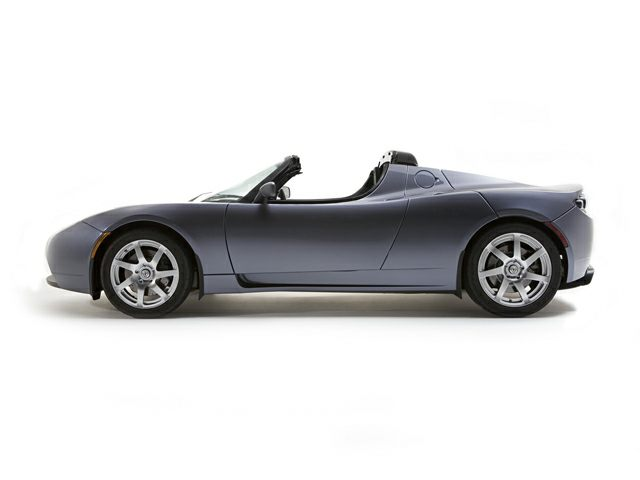 2009 Tesla Roadster Exterior Photo