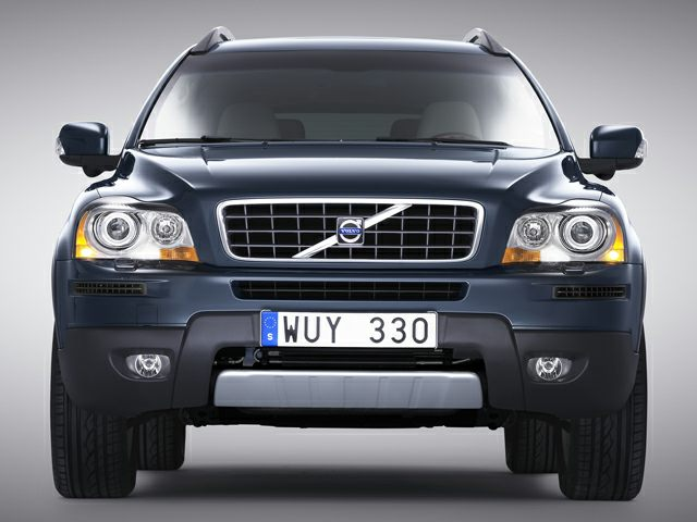 2011 Volvo XC90 Exterior Photo