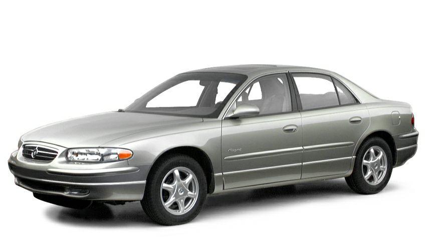 2000 Buick Regal Exterior Photo