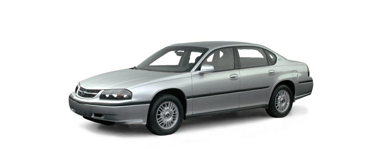 2000 Chevrolet Impala Exterior Photo