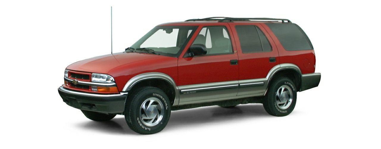 2000 Chevrolet Blazer Exterior Photo