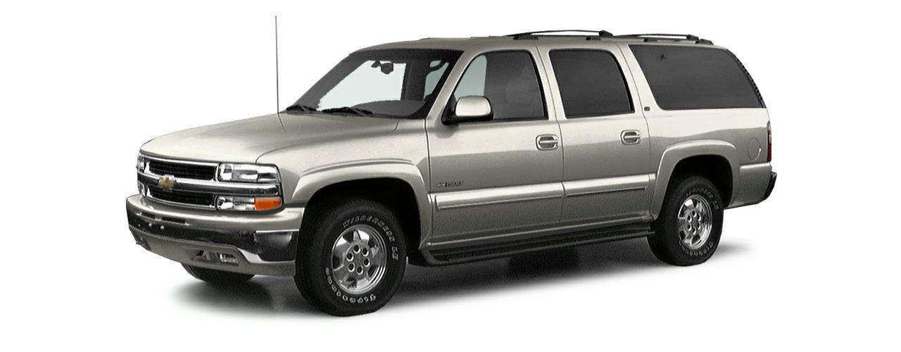 2000 Chevrolet Suburban 1500 Exterior Photo
