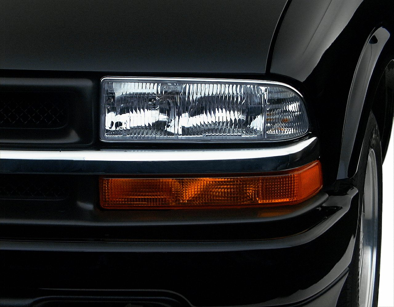 2000 Chevrolet S-10 Exterior Photo