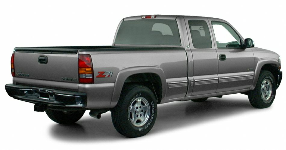 2000 chevrolet silverado 1500 ls 4dr 4x2 extended cab 8 ft box 157 5. Cars Review. Best American Auto & Cars Review