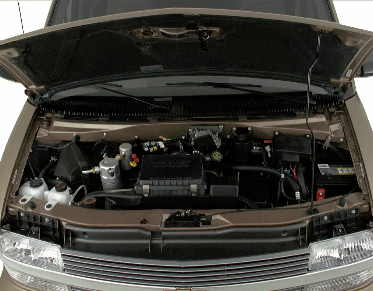 2000 Chevrolet Astro Exterior Photo