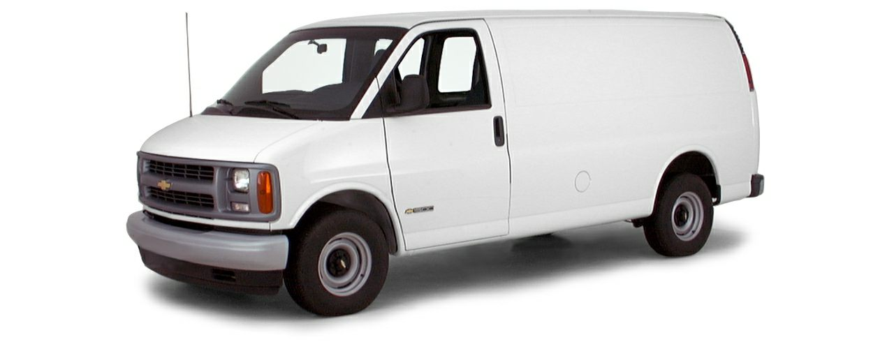 2000 Chevrolet Express Exterior Photo