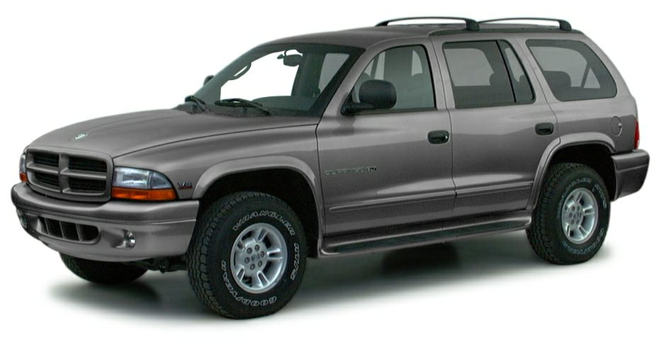 2012 Dodge Durango For Sale >> 2000 Dodge Durango SLT 4dr 4x4 Information