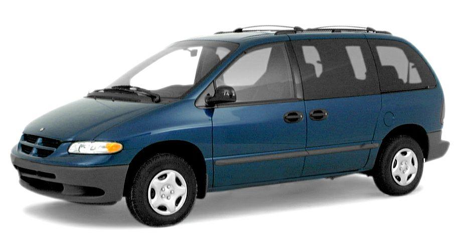 2000 Dodge Caravan Exterior Photo